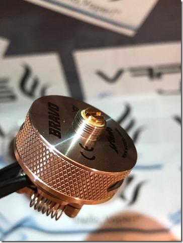 IMG 9963 thumb - 【レビュー】WOTOFO BRAVO RTA(ウォトフォ ブラボー)~安定のWOTOFOから、デュアルコイルアトマイザー…爆煙機かぁ…(ΦдΦ)編~【RTA】
