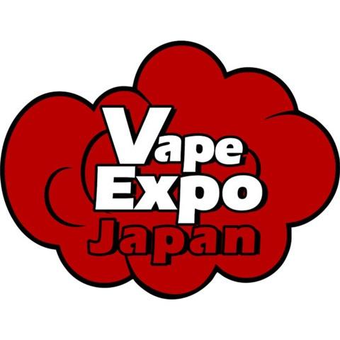 Vape Expo Japan LOGO 546x546 thumb 1 - 【EXPO】ブース紹介:B6-4 ADVKEN(アドビケン)、C5-1 XTAR(エクスター)、E4 Clicker(クリッカー)&Fat Panda(ファットパンダ)、A5-4-B5-1 Hangsen(ハンセン)、C5-3 MK CAMP(エムケーキャンプ)【VAPE EXPO JAPAN 2018】