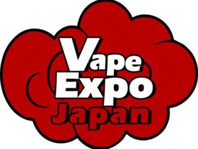 Vape Expo Japan LOGO 546x546 thumb 3 400x300 - 【EXPO】ブース紹介:F3-1 ITSUWA&VAPESOUL、F5-1 ayi(TRIOOTECH)、F6-4 U-GREEN、F2-4 Wotofo、F7-1-2 ELIQUID FRANCE【VAPE EXPO JAPAN 2018】