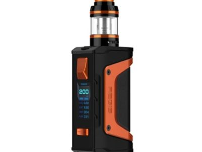 authentic geekvape aegis legend mod 200w tc vw box mod aero mesh version tank kit black orange 1200w 2 x 18650 4ml thumb 400x300 - 【海外】「GeekVape Aegis Legend 200W」「Suorin Vagon」「CoilART MAGE RTA V2」「Tesla Invader 2/3 240W / 360W」