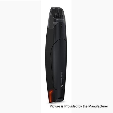 authentic joyetech exceed edge 650mah starter kit black 2ml 12 ohm thumb - 【海外】「Vaporesso Cascade One Plus 3000mAh Mod + Cascade Baby SE Tankキット」「Joyetech Exceed Edge 650mAh スターターキット」