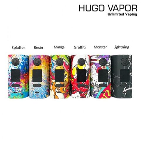 hugovapor rader 218w mod thumb - 【海外】「Hugo Vapor Rader Mage 218W TC Box MOD」「Cthulhu Hastur MTL Mini RTA」「Aspire Proteus hookah kit」「Aspire Feedlink Revvo Kit」