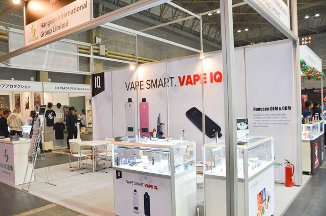 vapeexp a5 4 b5 1 HIGL013 0330 thumb - 【EXPO】ブース紹介:B6-4 ADVKEN(アドビケン)、C5-1 XTAR(エクスター)、E4 Clicker(クリッカー)&Fat Panda(ファットパンダ)、A5-4-B5-1 Hangsen(ハンセン)、C5-3 MK CAMP(エムケーキャンプ)【VAPE EXPO JAPAN 2018】