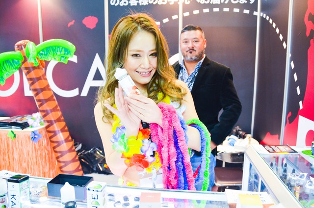 vapeexp b5 2 3 VOLCANOeCigs004 0330 thumb - 【EXPO】ブース紹介:B6-1 SOCO、B5-2-3 VOLCANO eCigs、C1-1 cigaresso(Vapetalk)、B6-3 SIMEIYUE Tech、C4 NITECORE【VAPE EXPO JAPAN 2018】