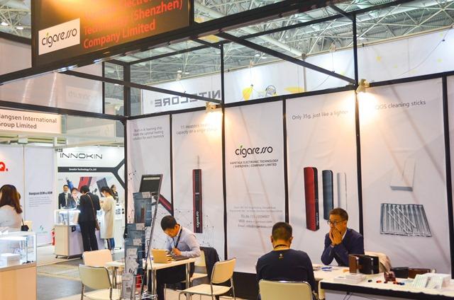 vapeexp c1 1 VETCL006 0330 thumb - 【EXPO】ブース紹介:B6-1 SOCO、B5-2-3 VOLCANO eCigs、C1-1 cigaresso(Vapetalk)、B6-3 SIMEIYUE Tech、C4 NITECORE【VAPE EXPO JAPAN 2018】