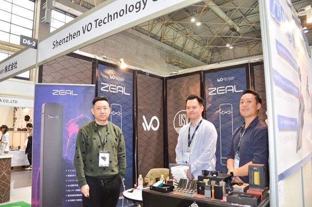 vapeexpd6 2 ShenzhenVOTCL007 0330 thumb - 【EXPO】ブース紹介:F6-1 LVSMOKE、G3 SMOK(スモック)、F6-6 Vapor Talk(ベイパートーク)、G5-1 KINGZONE(キングゾーン)、G5-2 MaskKing(マスクキング)、D6-2 VOTECH(ブイオーテック)【VAPE EXPO JAPAN 2018】