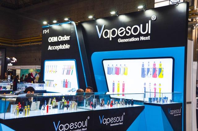 vapeexpf3 1 ituwaVAPEsoul010 0330 thumb - 【EXPO】ブース紹介:F3-1 ITSUWA&VAPESOUL、F5-1 ayi(TRIOOTECH)、F6-4 U-GREEN、F2-4 Wotofo、F7-1-2 ELIQUID FRANCE【VAPE EXPO JAPAN 2018】