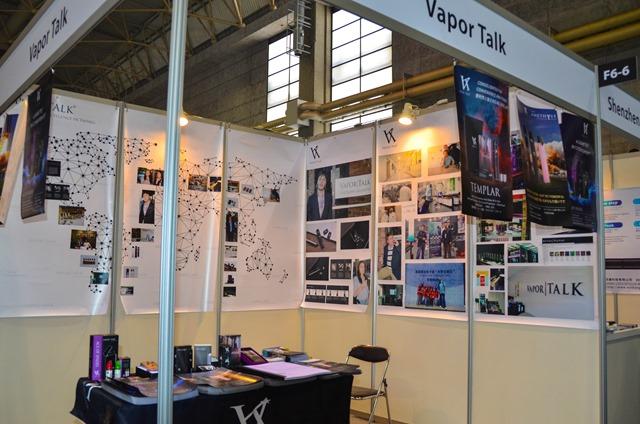 vapeexpf6 6 vaportalk005 0330 thumb - 【EXPO】ブース紹介:F6-1 LVSMOKE、G3 SMOK(スモック)、F6-6 Vapor Talk(ベイパートーク)、G5-1 KINGZONE(キングゾーン)、G5-2 MaskKing(マスクキング)、D6-2 VOTECH(ブイオーテック)【VAPE EXPO JAPAN 2018】