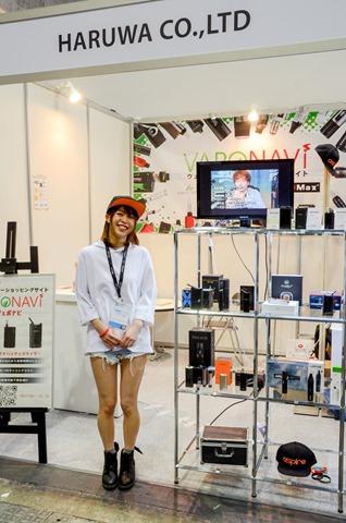 vapeexpo2018 0329028 thumb - 【EXPO】ブース紹介:C5-5 Geekvape(ギークベイプ)、F2-3 Apocalypse(アポカリプス)、C6-2+C6-3 OVO Manufacturing(オッボ)、D4 CigGo/Bauway(シグゴ・バウウェイ)、D5-1 VAPONAVI(ベポナビ)【VAPE EXPO JAPAN 2018】