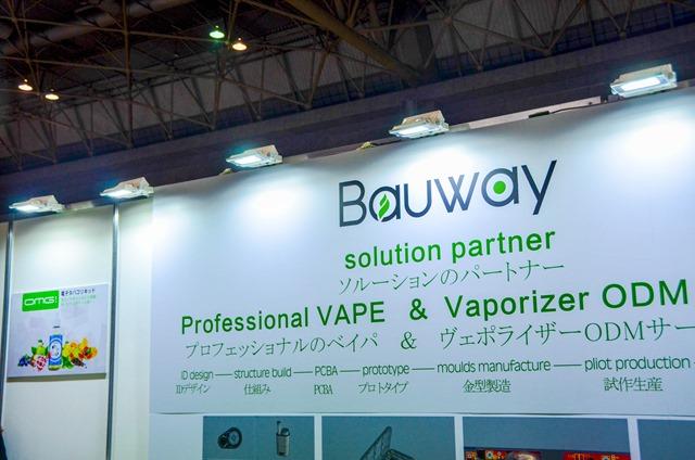 vapeexpo2018 0329299 thumb - 【EXPO】ブース紹介:C5-5 Geekvape(ギークベイプ)、F2-3 Apocalypse(アポカリプス)、C6-2+C6-3 OVO Manufacturing(オッボ)、D4 CigGo/Bauway(シグゴ・バウウェイ)、D5-1 VAPONAVI(ベポナビ)【VAPE EXPO JAPAN 2018】