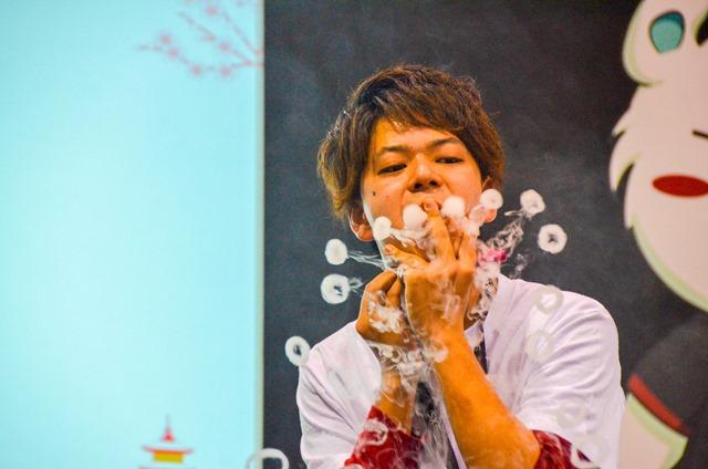 vapeexpo2018 0329313 thumb - 【EXPO】VAPE EXPO JAPAN 2018紹介総集編:YoutuberさんたちのEXPO動画と、信長書店さんセクシー女優イベント&トリック魔術師イベントギャラリー!!