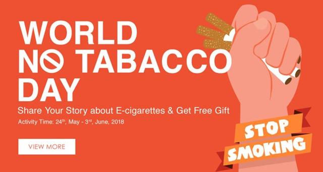 99cbc01a2ebe6aa0be0111abdb2e37ba thumb - 【セール】世界禁煙デー(NO SMOKING DAY)セール情報!!全商品一律オフなどお得な情報【随時更新/情報募集中】