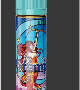 Artemis thumb 266x300 - 【レビュー】ELYSIAN LABS Artemis(エリシアン ラブス アルテミス)レビュー~巷で大人気のアルテミス、濃厚クリームでフルーツが行方不明(ΦдΦ)!?編~【リキッド】