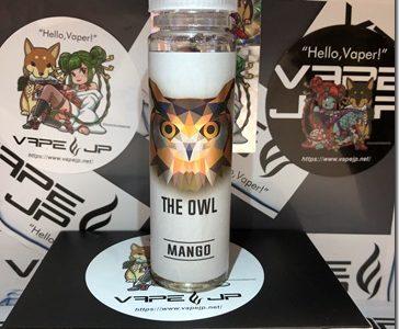 IMG 0208 thumb 364x300 - 【レビュー】Gravy E-juice THE OWL(MANGO)(クレービー・イージュース ザ・オウルマンゴー)~激ウママンゴー…あれさえ…あれさえなければ(ΦдΦ)編~【リキッド】