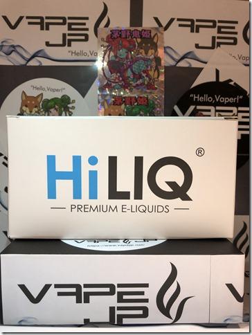 IMG 0261 thumb - 【レビュー】HILIQ PREMIUM E-LIQUIDS(ハイリク プレミアム イーリキッズ)~10種おまとめレビュー。庶民の味方、激安の殿堂の新作はいかに!!5/10~【リキッド】
