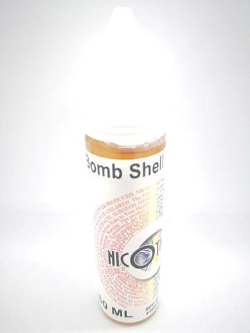 IMG 20180502 062242 thumb - 【レビュー】「BOMB SHELL(ボムシェル)」Nicoticketの2018年限定リキッドレビュー!!Virus+ピーチフレーバーで感染領域拡大…?