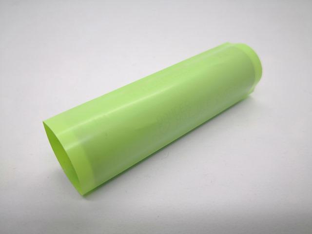 IMG 20180502 184755 thumb - 【TIPS】SONY VTC6、18650バッテリーシュリンク(熱収縮チューブ/バッテリー被膜)のリラップ方法紹介。被膜が破れたリチウムイオンバッテリーは絶対に使わないでください!