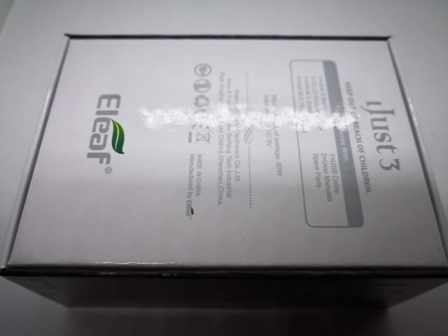 IMG 20180522 120046 thumb - 【レビュー】Eleaf iJust3スターターキット、各段にパワーアップしたバブルガラスと大容量バッテリー!超爆煙だけどフレーバーも出るよ。【電子タバコ/VAPE/初心者】