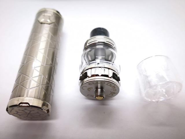 IMG 20180522 120252 thumb - 【レビュー】Eleaf iJust3スターターキット、各段にパワーアップしたバブルガラスと大容量バッテリー!超爆煙だけどフレーバーも出るよ。【電子タバコ/VAPE/初心者】
