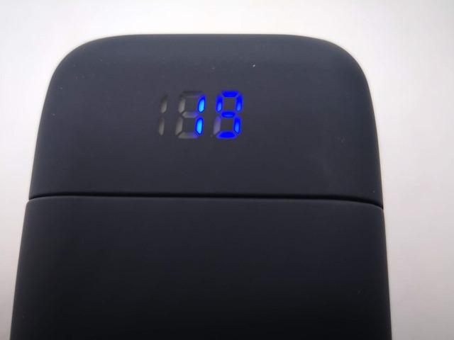 IMG 20180524 225750 thumb - 【レビュー】XTAR(エクスター) PB2 ポータブルパワーバンクチャージャー USB充電器/モバイルバッテリーのレビュー。18650バッテリー2本を使用可能なモバブー!!