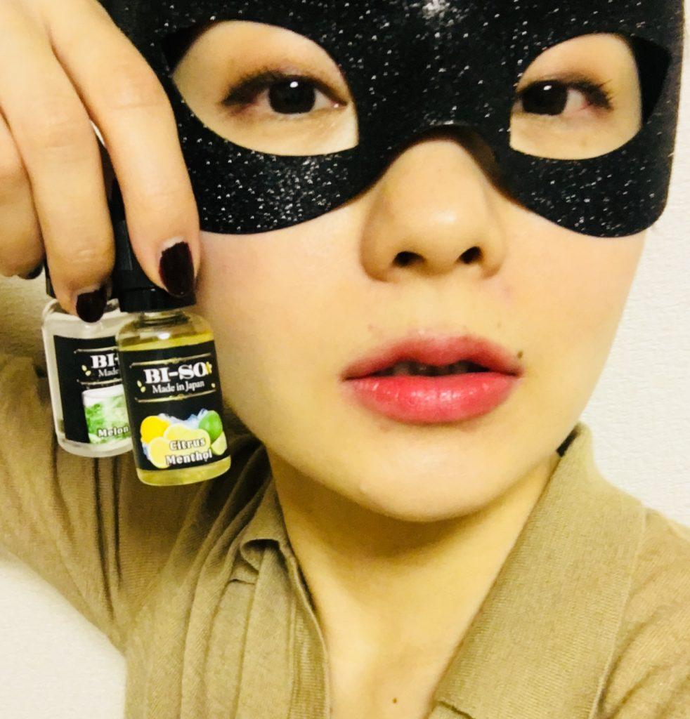 IMG 3051 982x1024 - 【レビュー】BI-SOの新作リキッド先行レビュー♪ Melon Soda(メロンソーダ) & Citrus Menthol(シトラスメンソール)