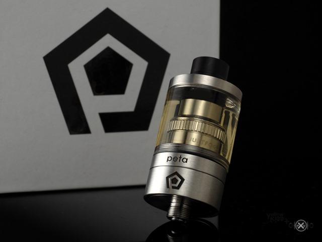 P4240023 2 Edit Edit thumb - 【レビュー】「Peta Tank(ペタ タンク)」ハイエンドクリアロマイザー。FOG1コイルをもっと美味しく!【クリアロマイザー】
