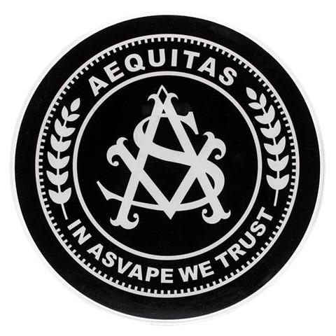 asvape cotton front thumb - 【レビュー】ASVAPE Aequitas(イクイタス)コットンキットレビュー。ASVAPEのコットンはKENDOよりもスマートフレーバー!?GOLDを超えるハイエンドコットンでお値段も安い【Vapor LEMON】