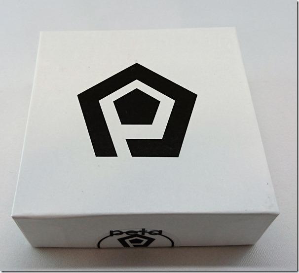 peta1 thumb - 【レビュー】「Peta Tank(ペタ タンク)」ハイエンドクリアロマイザー。FOG1コイルをもっと美味しく!【クリアロマイザー】
