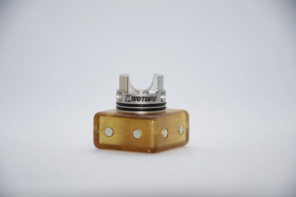 sbig DSC 1832 - 【レビュー】Wotofo RECURVE RDA(ウォトフォ・リカーブアールディーエー)色っぽいRDAはどうでしょう?爆煙で味が乗るミストが心地よいシングルコイルRDA!【優秀ドリッパー】