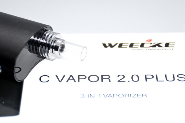 sbig DSC 1966 - 【レビュー】「C VAPOR 2.0 PLUS by WEECKE」悩むなら挑戦して欲しい。初体験ヴェポライザーに仰天! 【ヴェポナビ】