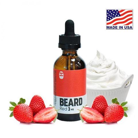 03150452 5aa97d8ed54a9 thumb - 【リキッド】Beard Vape Co.より「BEARD Red」(ビアードレッド)リキッドレビュー。MADE IN USAでアメリカなクリーム&ストロベリーでハッピーVAPEライフ。