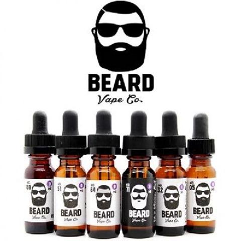 1524641858 thumb - 【リキッド】Beard Vape Co.より「BEARD Red」(ビアードレッド)リキッドレビュー。MADE IN USAでアメリカなクリーム&ストロベリーでハッピーVAPEライフ。