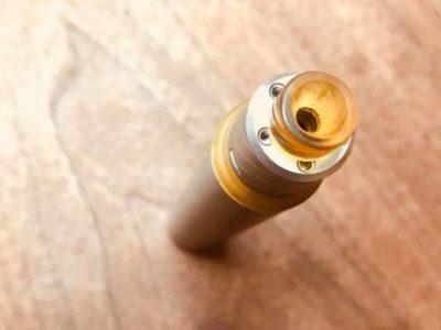 35363277 10209101026961264 2245517556431454208 n 1 400x300 - 【レビュー】イタリアデザインのマイクロRDA「BoomStick」by Engineering Reaper【ドリッパー/アトマイザー】