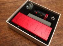 36114264 10209158131268836 343471261965352960 n 202x150 - 【レビュー】「Mad Mod Kit」 by DESIRE DESIGN MODもイケてるスターター!デザインおしゃれ、味濃厚。【VAPE/電子たばこ】