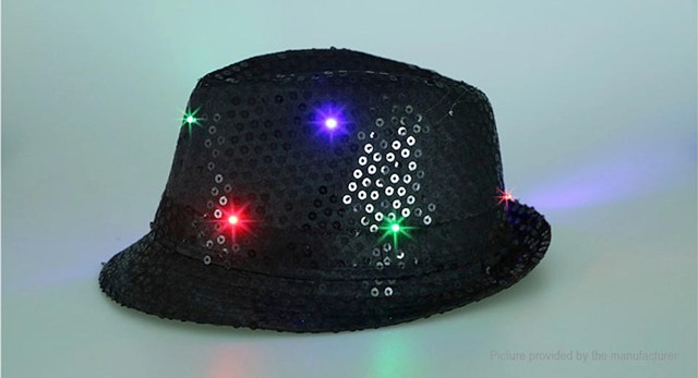 6753901 2 thumb - 【レビュー】最近FTで買った光物3点簡易レビュー「LEDハット」「LEDキャップ」「LEDフィンガー」最強のパリピグッズはどれ?光るシューズや靴紐もあり