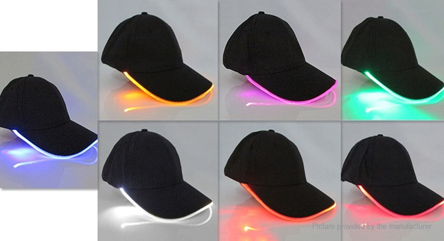 6772100 3 thumb - 【レビュー】最近FTで買った光物3点簡易レビュー「LEDハット」「LEDキャップ」「LEDフィンガー」最強のパリピグッズはどれ?光るシューズや靴紐もあり
