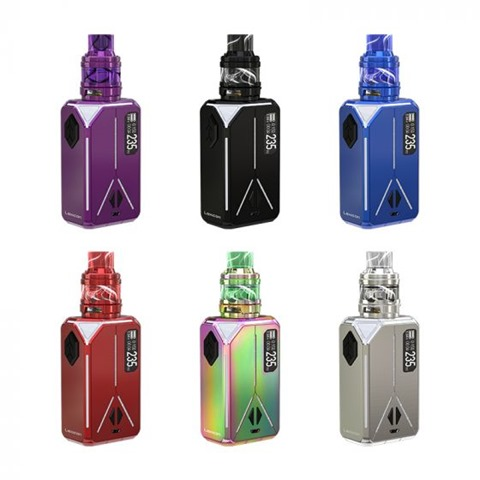 7 29 thumb - 【海外】「Justfog C601 650mAh E-Cigarette Battery」「Eleaf Lexicon with ELLO Duro PMMA Kit 6.5ml」「Arctic Dolphin Rexx RDA」「Vandy Vape Triple Ⅱ RTA」