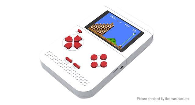 9653376 4 1 thumb - 【海外】「Eleaf iStick Pico Squeeze 2 100W Squonk Kit with Coral 2 RDA 4000mAh」「VXV X RDA」「Q1 8-bit Mini Portable Retro Classic Handheld Game Console」