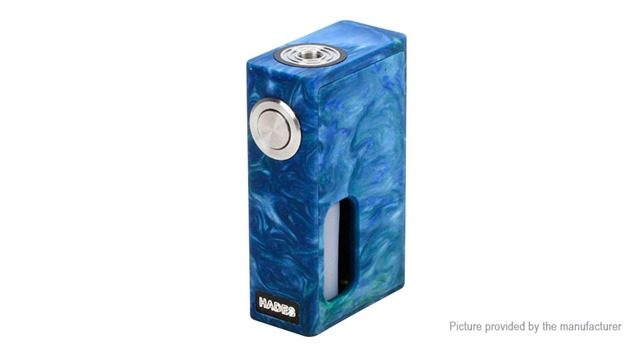 9655052 5 thumb 640x347 - 【海外】「Coil Father Hades Squonk 18650 Mechanical Box Mod」「Advken Breath RDA」「SEA WOLF Myk6 80W VW APV Mod Kit」「IJOY Zenith 3 300W VV APV Box Mod」