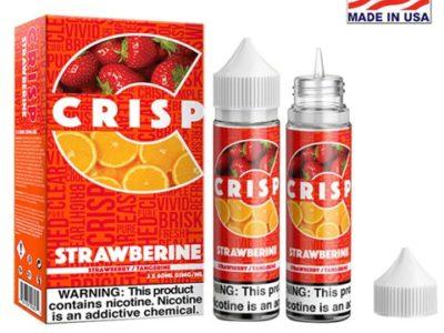 Cosmic Fog Crisp Strawberine thumb 400x300 - 【レビュー】Cosmic Fog 「CRISP STRAWBERINE」(クリスプストローベリン)リキッドレビュー。ストロベリーとタンジェリンのおいしいハーモニー!
