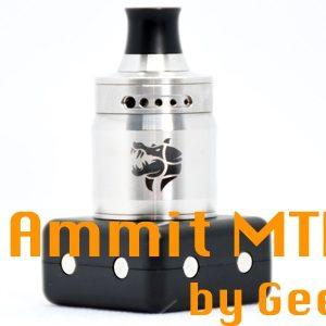 DSC 3780 300x300 - 【レビュー】Geekvape Ammit MTL RTAレビュー。ちょっとしたDLも楽しめる『落ち着いて楽しめるMTL RTA』。やっぱりAmmitは重厚感のある味だった。