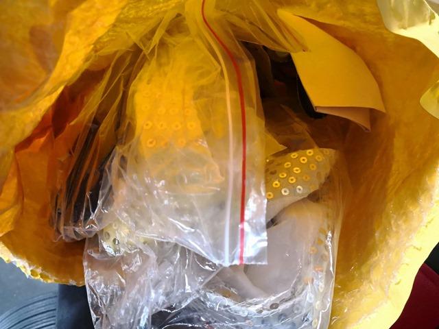 IMG 20180620 100653 thumb - 【レビュー】最近FTで買った光物3点簡易レビュー「LEDハット」「LEDキャップ」「LEDフィンガー」最強のパリピグッズはどれ?光るシューズや靴紐もあり