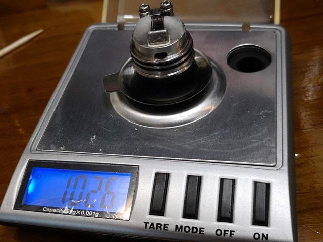 IMG 20180620 131231 thumb - 【レビュー】「GEEKVAPE AMMIT MTL RDA日本限定モデル」発売決定!超MTLフレーバーチェイス&特別コットン同梱!?美味しすぎてアキ〇スクラス