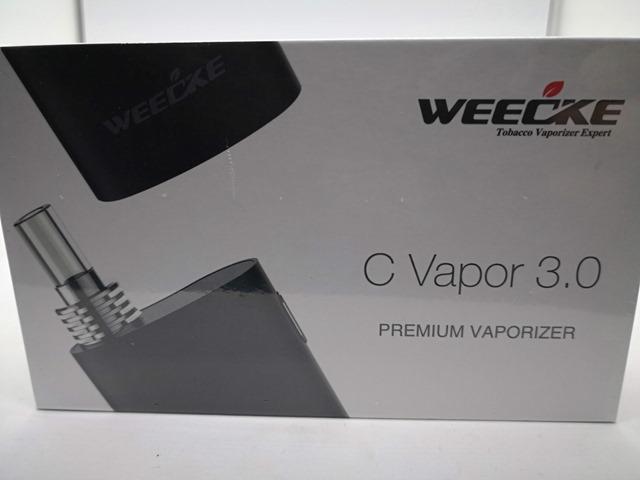 IMG 20180621 144333 thumb 1 - 【レビュー】「WEECKE C-VAPOR 3.0ヴェポライザー」(ウィーキー・シーベイパー3)至高のコストパフォーマンスヴェポ!さらにフレーバーも濃厚で510DT装着可、エアフロー調整と液晶もついてるよ!【ヴェポナビ/加熱式タバコ】