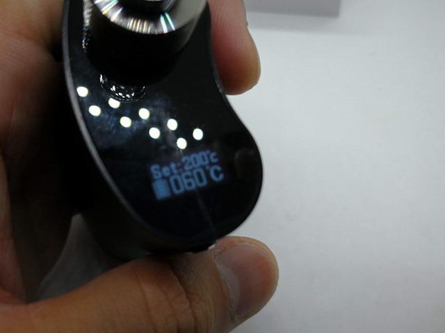 IMG 20180621 144857 thumb - 【レビュー】「WEECKE C-VAPOR 3.0ヴェポライザー」(ウィーキー・シーベイパー3)至高のコストパフォーマンスヴェポ!さらにフレーバーも濃厚で510DT装着可、エアフロー調整と液晶もついてるよ!【ヴェポナビ/加熱式タバコ】