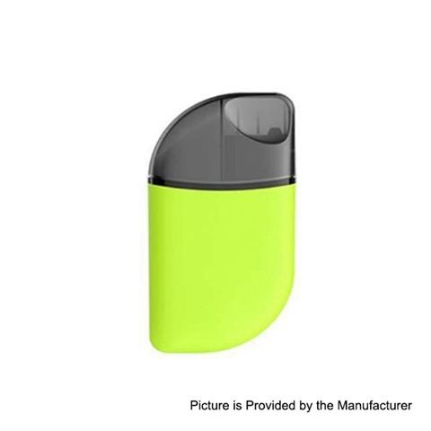 authentic ald amaze mango 380mah pod system starter kit green zinc alloy 2ml 08ohm thumb - 【海外】「MFT Dark Flow Squonk Mechanical Box Mod + RDA Kit」「Sigelei Snowwolf Mini 100W TC VW Variable Wattage Box Mod + Tank Kit」「asMODus Nefarius TF-BF RDTA」