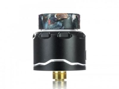 authentic asmodus c4 rda rebuildable dripping atomizer w bf pin black stainless steel aluminum 24mm diameter thumb 400x300 - 【海外】「CoilART Mage SubTank Clearomizer」「Asmodus C4 RDA」「BENECIG Killer 260W Mechanical Mod」「Velax X6 Vaporizer」