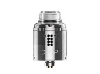 authentic digiflavor drop solo rda rebuildable dripping atomzier w bf pin silver stainless steel 22mm diameter thumb 343x254 - 【海外】「Hotcig R-AIO 80W TC VWスターターキット」「VGME DPS75 75W TC VW Variable Wattage Box Mod」「Digiflavor Drop Solo RDA」