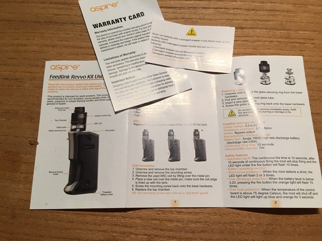 b34924ac d30a 4a1e 8abf 77fc804fc8d9 thumb - 【レビュー】「aspire Feedlink Revvo kit」(アスパイアフィードリンクレボキット)RDTA&テクニカルスコンカースターターキットを初体験!
