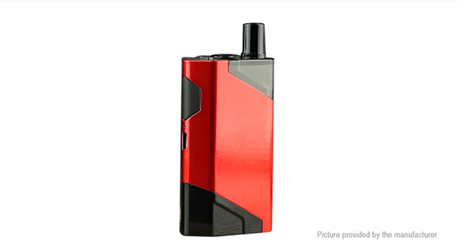 hiflask thumb - 【海外】Cloumix15%オフセール、「Augvape Intake RTA」「Wismec HiFlask 40W 2100mAh Pod System」「Desire Cut 108W」「Tesla TPOD AIO」